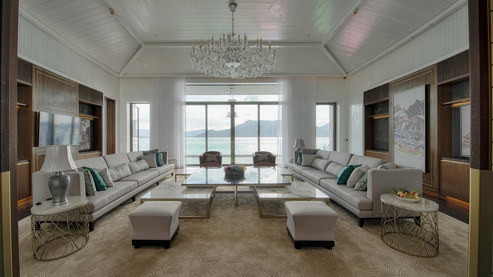Sunset-Royal-Villa---Living-Hall