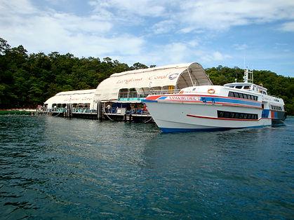 Plongée sous marien Pulau payar Malaisie