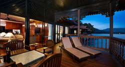 Berjaya-Langkawi-Resort-Presidential Suite - Balcony View at Night