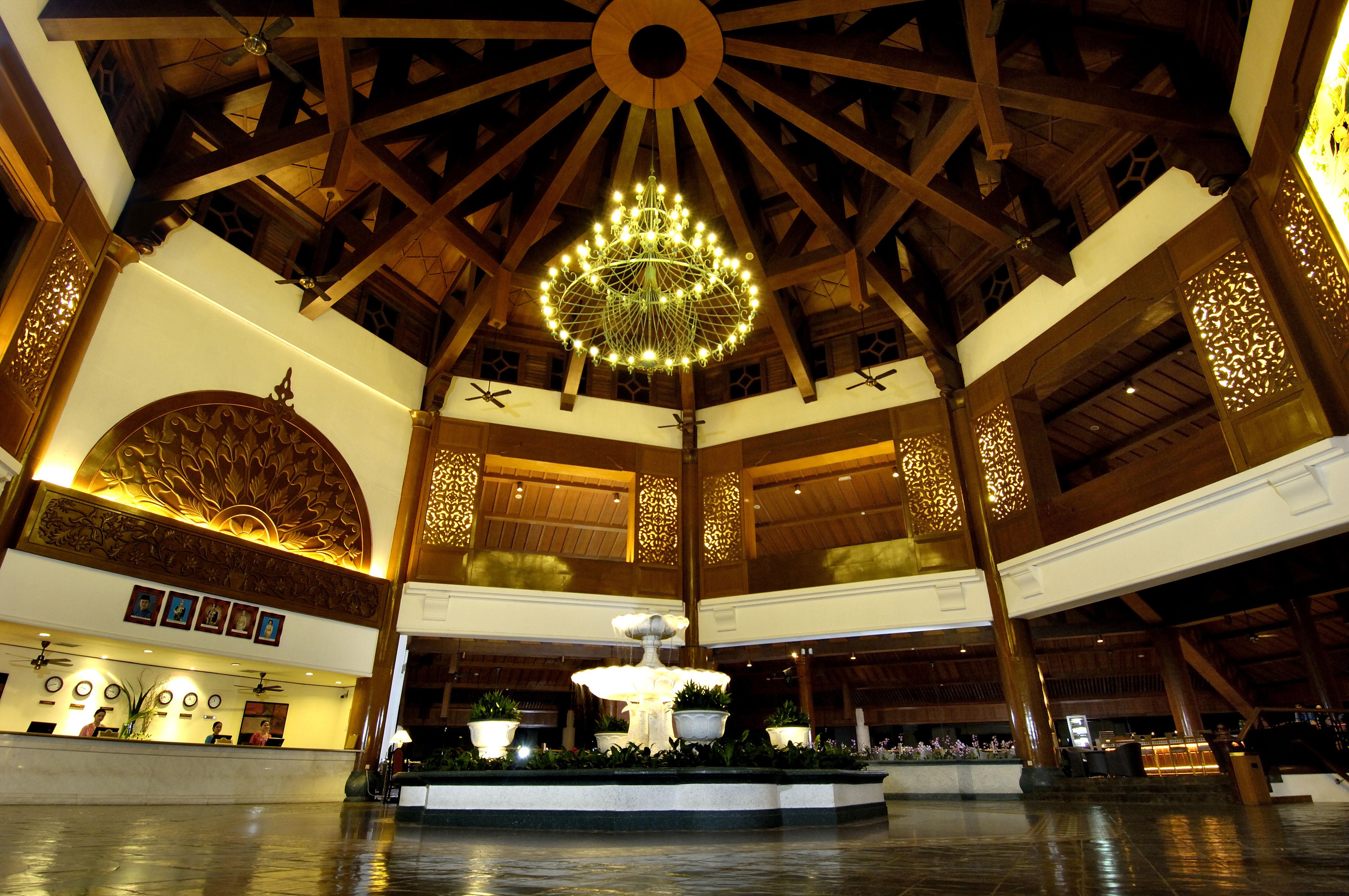 Berjaya-Langkawi-Resort-Resort Lobby