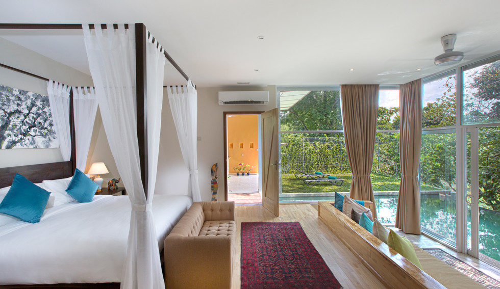 Kuang- Bedroom