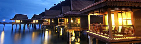 Berjaya resort Langkawi Malaisie Malaysia
