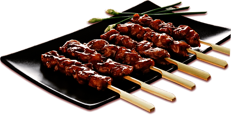 Brochette satay tesnim travel