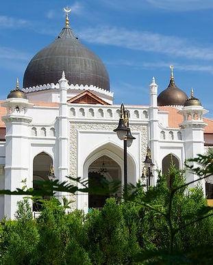Kapitan-Keling-Mosquee