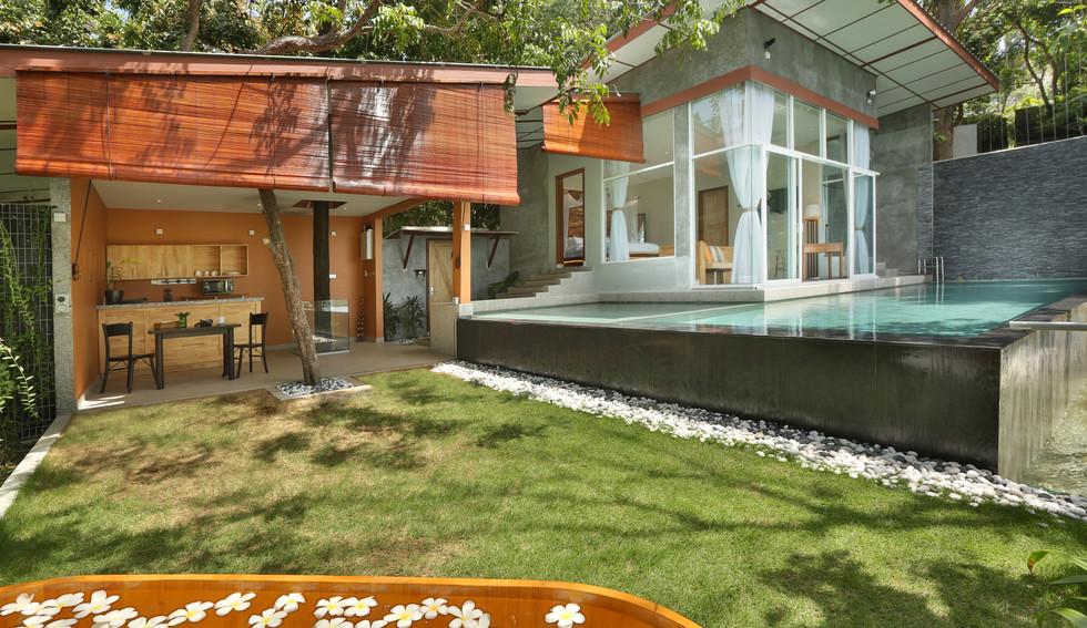 Villa 6 External View