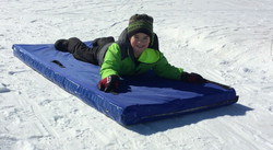 FLOAT-N-SLED -SNOW SLED
