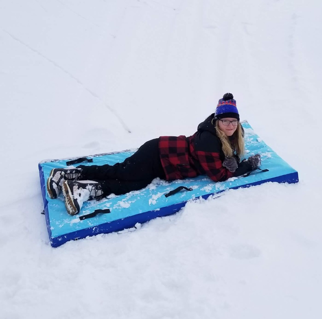 FLOAT-N-CHILL - SNOW SLED