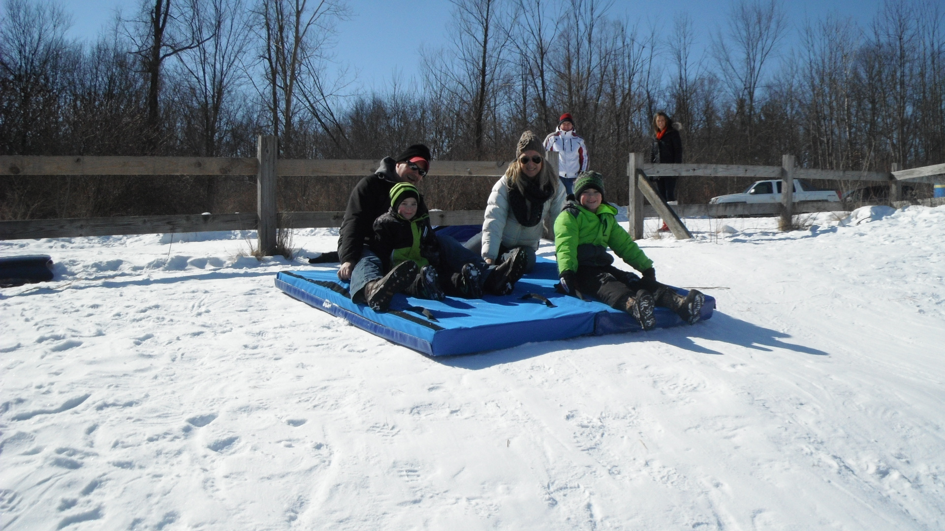 FLOAT-N-SLEDS - SNOW SLED