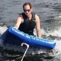FLOAT-N-CHILL - SWIM RAFT - TOWING