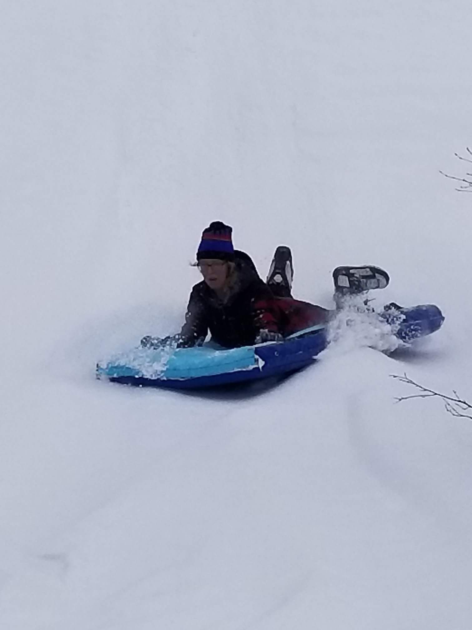 FLOAT-N-CHILL -SNOW SLED