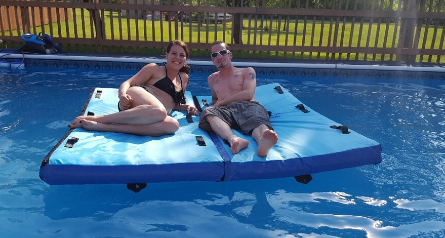 FLOAT-N-CHILLS - POOL RAFTS