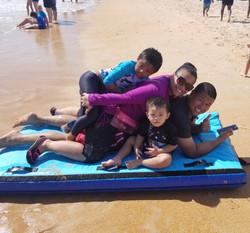 FLOAT-N-CHILL  - BEACH MAT