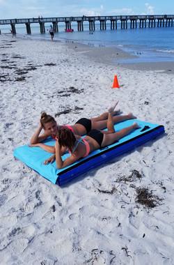 FLOAT-N-CHILL -BEACH MAT