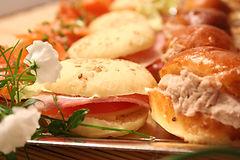 Mini sandwiches_cocktail dinatoire-traiteur roubaix Christophe Derville