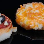 Mini Pizzas et tartes chaudes_cocktail dinatoire-traiteur roubaix Christophe Dervilles