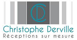 logo christophe derville traiteur Roubaix