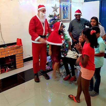 CHRISTMAS JOY AT NEGRI SEMBILAN LODGE NO. 3552