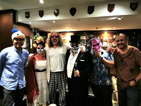 HALLOWEEN PARTY HOSTED BY THE LODGE ST. GEORGE