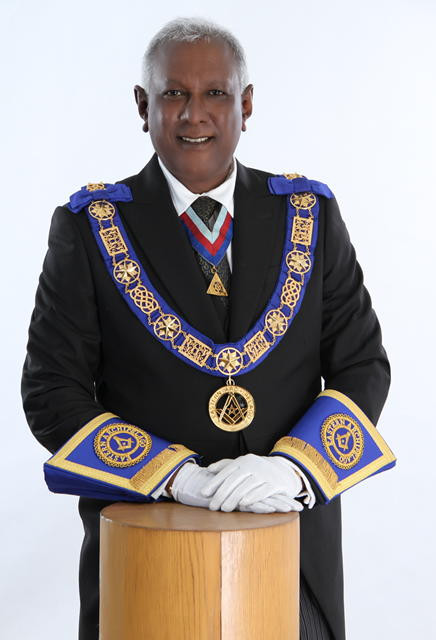 Address by District Grand Master At the Annual Communication  held on 02 December 2017