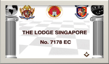 1,000 BOXES OF SURGICAL MASK DONATION CHARITY BY LODGE SINGAPORE 7178 E.C