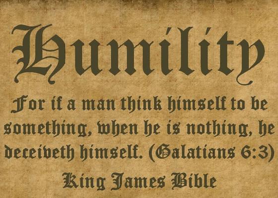 On Masonic titles and humility…