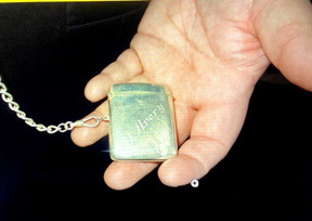 The Silver Matchbox – The Dream and The Story of My Quest