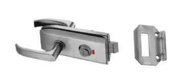 ידית מנוף VEGA תפוס/פנוי - נגדי לקיר - ARC-04.MP4-D4