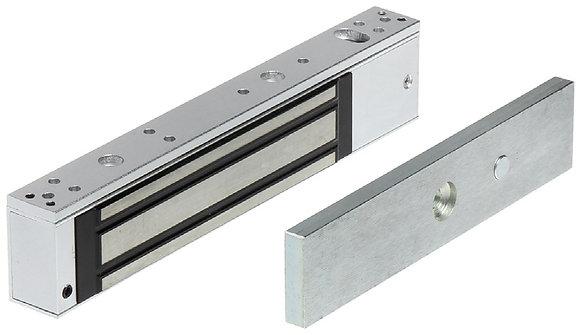 """אלקטרו מגנט 300 ק""""ג - כולל מתאמים לדלת זכוכית - ARX-11.230.01"""