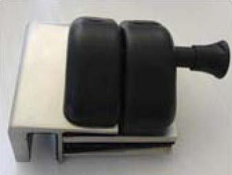 מנעול טריקה מגנטי - נגדי 90 מעלות חיצוני - SBR-006.01