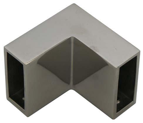 זוית חיבור 90 לפרופיל מלבני 10X30 - ARC-06.330.01