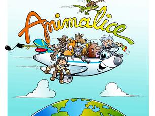 24.11.18 - 16h Animalice, spectacle enfant!