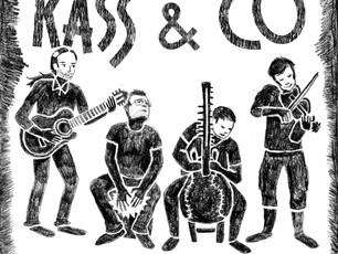 22.12.18 - 21h Kass & Co en concert!