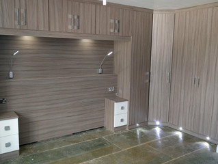 Advantages of Fitted Wardrobes