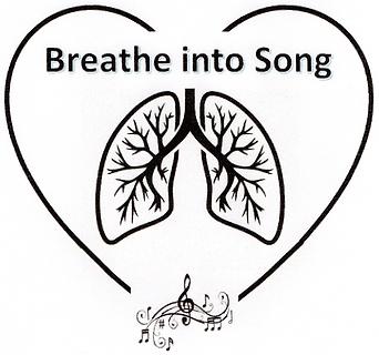 Breathe Into Song choir logo