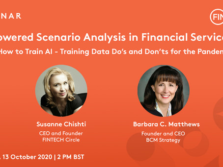 Webinar -- How To Use #AlternativeData in #AI-driven Scenario Analysis