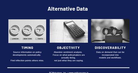 Automated #GlobalMacro Data