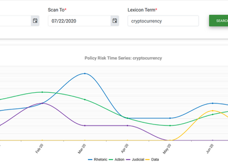 Cryptocurrency Policy on the Upswing