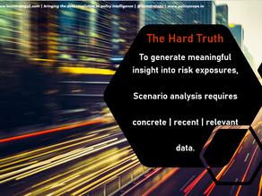 Scenario Analysis Hard Truth: No Easy Short Cuts Exist