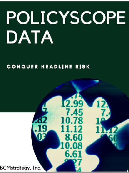 Conquer Headline Risk with Concrete Data