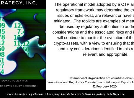The Expanding #Crypto Regulation Perimeter