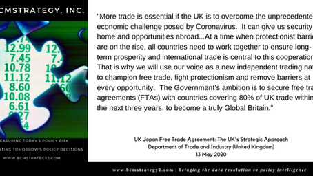 QOTD: Brexit + Trade + Japan = Global Rebalancing