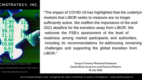 G20 on LIBOR Transition