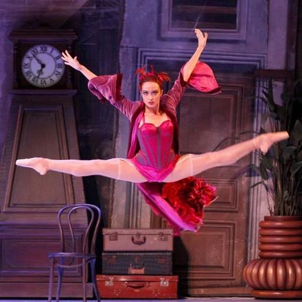 Oscillations: In conversation with Jasmin Durham | Australian Ballet