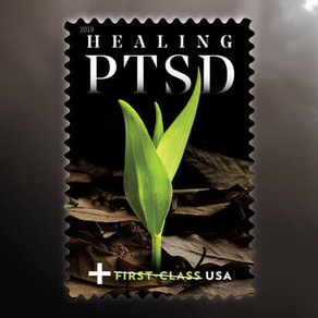 USPS Is Raising Money For Veterans With The Healing PTSD Stamp