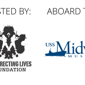 Short film Brainstorms to be screened aboard USS Midway in San Diego on 14 November