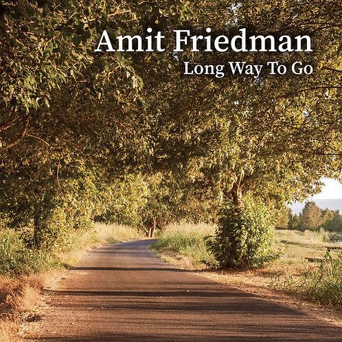 Long way to go - Amit Friedman
