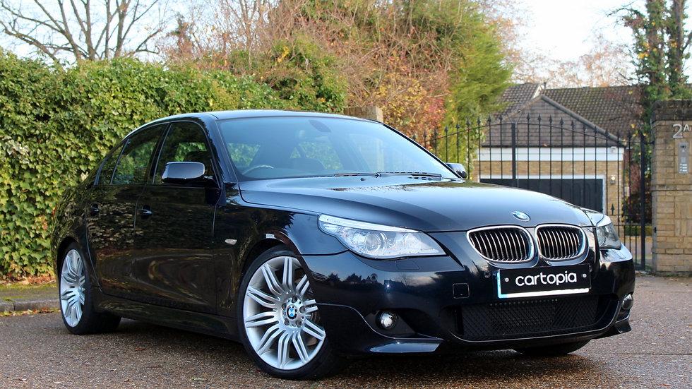 BMW 3.0 530d M Sport 4dr  Automatic