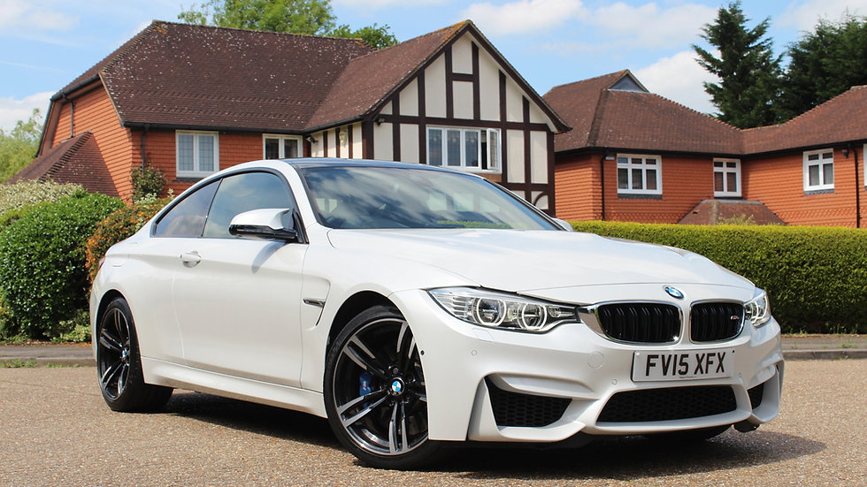 BMW M4 3.0 (425bhp) (s/s) Coupe 2d M DCT