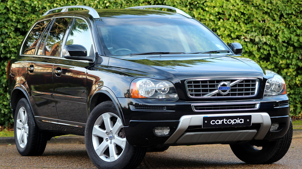 Volvo XC90 2.4 D5 SE Geartronic AWD 5dr