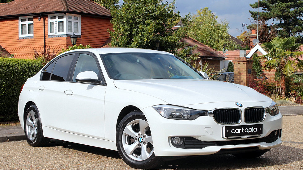 BMW 3 Series 2.0 320d EfficientDynamics (s/s) 4dr